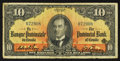 Canadian Currency: , Montreal, PQ- La Banque Provinciale Du Canada $10 Sep. 1, 1936 Ch.# 615-18-06 . ...