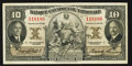 Canadian Currency: , Montreal, PQ- Banque Canadienne Nationale $10 Jan. 2, 1935 Ch. # 85-14-04. ...