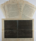 Miscellaneous:Ephemera, George Louis Beer Paris Peace Conference Diary Typescript....