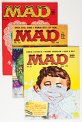 Magazines:Mad, Mad Magazine #41-50 Group (1958-59) Condition: Average VF-.... (Total: 10 Comic Books)