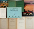 Books:Natural History Books & Prints, [Natural History]. Group of 10 Related Books. Various publishers and editions. Publisher's binding and two in djs. Good or b... (Total: 10 Items)
