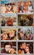 "Movie Posters:Adventure, El Cid (Allied Artists, 1961). Color Photo Set of 12 and Photo (8""X 10""). Adventure.. ... (Total: 13 Items)"