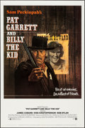 """Movie Posters:Western, Pat Garrett and Billy the Kid (MGM, 1973). One Sheet (27"""" X 41""""). Western.. ..."""