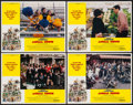 """Movie Posters:Comedy, Animal House (Universal, 1978). Lobby Card Set of 4 (11"""" X 14""""). Comedy.. ... (Total: 4 Items)"""