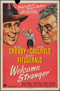 """Movie Posters:Comedy, Welcome Stranger (Paramount, 1947). One Sheet (27"""" X 41""""). Comedy.. ..."""