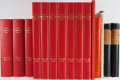 Books:Children's Books, [Children's and Victorian Illustrated]. Group of 5 Titles in 15Volumes. Includes a Bound Collection of John Martin's Bo...(Total: 15 Items)