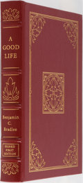 Books:Biography & Memoir, Ben Bradlee. LIMITED/SIGNED. A Good Life. Newspapering and OtherAdventures. Easton Press, 1995. First edition l...