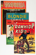 Golden Age (1938-1955):Miscellaneous, Miscellaneous Golden/Silver Age Comics Group (Various Publishers, 1950s-60s) Condition: Average VG/FN.... (Total: 32 Comic Books)
