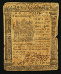 Colonial Notes:Delaware, Delaware May 1, 1777 2s 6d Very Good.. ...