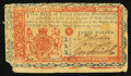 Colonial Notes:New Jersey, New Jersey March 25, 1776 £3 Fine.. ...