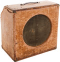 Musical Instruments:Amplifiers, PA, & Effects, 1954 Ampeg Model 815 Bassamp Tweed Bass Guitar Amplifier. ...