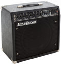 Musical Instruments:Amplifiers, PA, & Effects, 1990s Mesa Boogie Studio .22 Plus Black Guitar Amplifier. ...