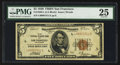 Fr. 1850-L $5 1929 Federal Reserve Bank Note. PMG Very Fine 25