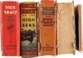 Big Little Book:Miscellaneous, Big Little Book Dick Tracy Related Group (Whitman, 1930s)Condition: Average FR/GD.... (Total: 5 Comic Books)