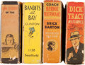 Big Little Book:Miscellaneous, Big Little Book Group (Whitman, 1930s) Condition: Average VG....(Total: 4 Comic Books)