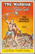 "Movie Posters:Adventure, The Warrior and the Slave Girl (Columbia, 1959). One Sheet (27"" X41""). Adventure.. ..."