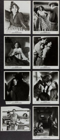 """Movie Posters:Western, Duel in the Sun (United Artists, 1946). Photos (17) (8"""" X 10""""). Western.. ... (Total: 17 Items)"""