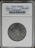 1802 1C --Burnished--ANACS. VF30 Details. S-231. NGC Census: (60/182). PCGS Population (24/142). Mintage: 3,435,100. Num...