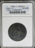 Large Cents: , 1809 1C --Corroded--ANACS. Fine 12 Details. S-280. NGC Census: (6/53). PCGS Population (4/55). Mintage: 222,867. Numismedia ...