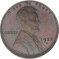 1922-D 1C MS64 Red and Brown NGC. NGC Census: (108/32). PCGS Population (129/20). Mintage: 15,274,000. Numismedia Wsl. P...