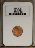 1936-D 1C MS67 Red NGC. NGC Census: (370/2). PCGS Population (78/0). Mintage: 40,620,000. Numismedia Wsl. Price: $300. (...