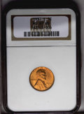 Lincoln Cents: , 1937-S 1C MS67 Red NGC. NGC Census: (337/0). PCGS Population (114/0). Mintage: 34,500,000. Numismedia Wsl. Price: $200. (#2...