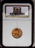 Lincoln Cents: , 1949-D 1C MS67 Red NGC. NGC Census: (68/0). PCGS Population (30/0). Mintage: 153,132,496. Numismedia Wsl. Price: $300. (#27...