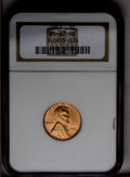 Lincoln Cents: , 1951 1C MS67 Red NGC. NGC Census: (21/0). PCGS Population (8/0). Mintage: 284,633,504. Numismedia Wsl. Price: $1,000. (#278...