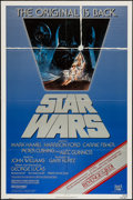 """Movie Posters:Science Fiction, Star Wars (20th Century Fox, R-1982). One Sheet (27"""" X 41""""). Science Fiction.. ..."""
