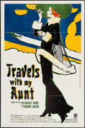 """Movie Posters:Comedy, Travels with My Aunt (MGM, 1972). One Sheet (27"""" X 41""""). Comedy.. ..."""