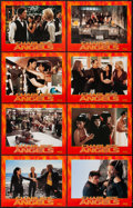 """Movie Posters:Action, Charlie's Angels (Columbia, 2000). Lobby Card Set of 8 (11"""" X 14"""") and Mini Lobby Cards (7) (8"""" X 10""""). Action.. ... (Total: 15 Items)"""