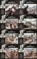 "Movie Posters:War, Saving Private Ryan (Paramount, 1998). International Lobby Card Set of 12 (11"" X 14""). War.. ... (Total: 12 Items)"