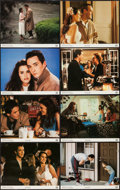 "Movie Posters:Drama, Say Anything (20th Century Fox, 1989). Lobby Card Set of 8 (11"" X 14""). Drama.. ... (Total: 8 Items)"
