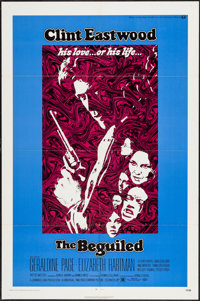 """The Beguiled (Universal, 1971). One Sheet (27"""" X 41""""). Thriller"""