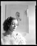 """Movie Posters:Miscellaneous, Joan Crawford by George Hurrell (MGM, 1932). Kodak Nitrate Negative (8"""" X 10""""). Miscellaneous.. ..."""