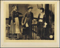 """Movie Posters:Comedy, Bumping into Broadway (Pathé, 1919). Lobby Card (11"""" X 14""""). Comedy.. ..."""