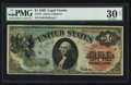 Fr. 18 $1 1869 Legal Tender PMG Very Fine 30 Net