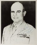 Autographs:Military Figures, James H. Doolittle Inscribed Photograph Signed....