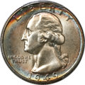 Washington Quarters, 1949 25C MS67 PCGS....