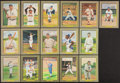 Baseball Collectibles:Others, Perez Steele Great Moments Unsigned Oversized Cards Lot of 107....