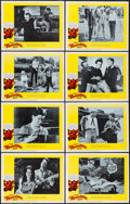 """Movie Posters:Musical, That Tennessee Beat (20th Century Fox, 1966). Lobby Card Set of 8 (11"""" X 14""""). Musical.. ... (Total: 8 Items)"""