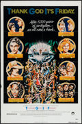 """Movie Posters:Comedy, Thank God It's Friday & Others Lot (Columbia, 1978). One Sheets (6) (27"""" X 41"""") Regular, Review, & Style B. Comedy.. ... (Total: 6 Items)"""