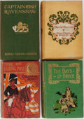 Books:Children's Books, [Children's Literature]. Group of Four Books Related to History.Various publishers and editions, 1898-1906. Publisher's dec...(Total: 4 Items)