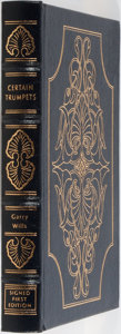 Books:Biography & Memoir, Garry Wills. SIGNED. Certain Trumpets. Easton Press, 1994. First edition, first printing. Signed by the author. ...