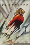 "Movie Posters:Action, The Rocketeer (Walt Disney Pictures, 1991). One Sheet (27"" X 40"") DS. Action.. ..."