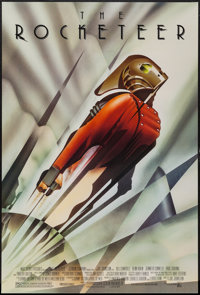 """The Rocketeer (Walt Disney Pictures, 1991). One Sheet (27"""" X 40"""") DS. Action"""