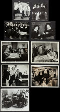 """Movie Posters:Comedy, Laurel and Hardy Lot (Various, 1920-1940s). Cigarette Cards (4) (1.5"""" X 3.75"""" to 2"""" X 2.5""""), Photos (17) (2"""" X 2.5"""" to 8"""" X ... (Total: 23 Items)"""