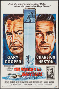"""The Wreck of the Mary Deare (MGM, 1959). One Sheet (27"""" X 41""""). Thriller"""