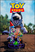 """Movie Posters:Animation, Toy Story (Buena Vista, 1995). One Sheet (27"""" X 40"""") SS ChaseStyle. Animation.. ..."""