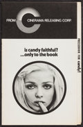 """Movie Posters:Comedy, Candy and Others Lot (Cinerama Releasing, 1969). Uncut Exploitation Pressbooks (21) (Multiple Pages, 8.5' X 10.5"""" to 12"""" X 1... (Total: 42 Items)"""